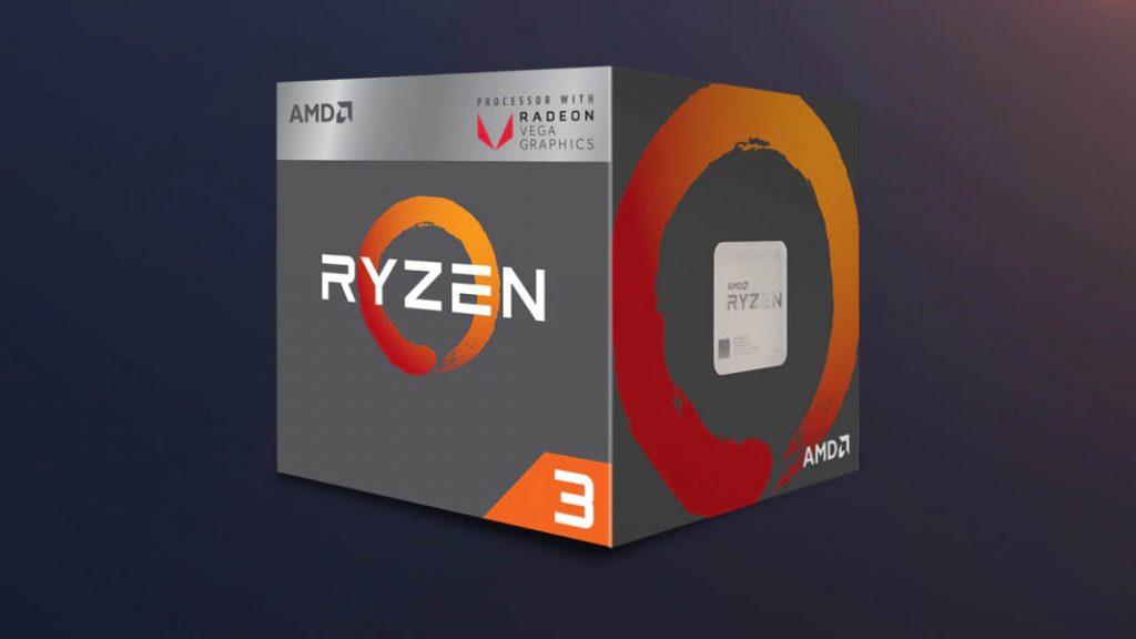 راهنمای خرید سی پی یو AMD Ryzen 3 200G در بهترین سی پی یو های ارزان قیمت 1399