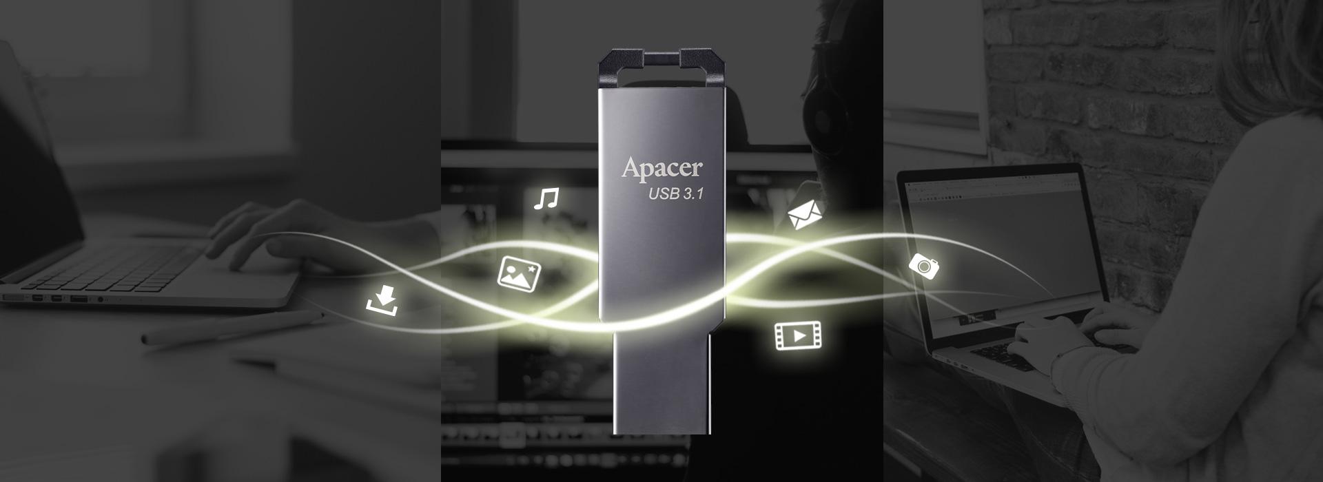 ظرفیت های مختلف Apcer Ah 310 Ah360