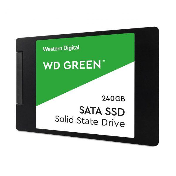اس اس دی وسترن WD Green 240GB