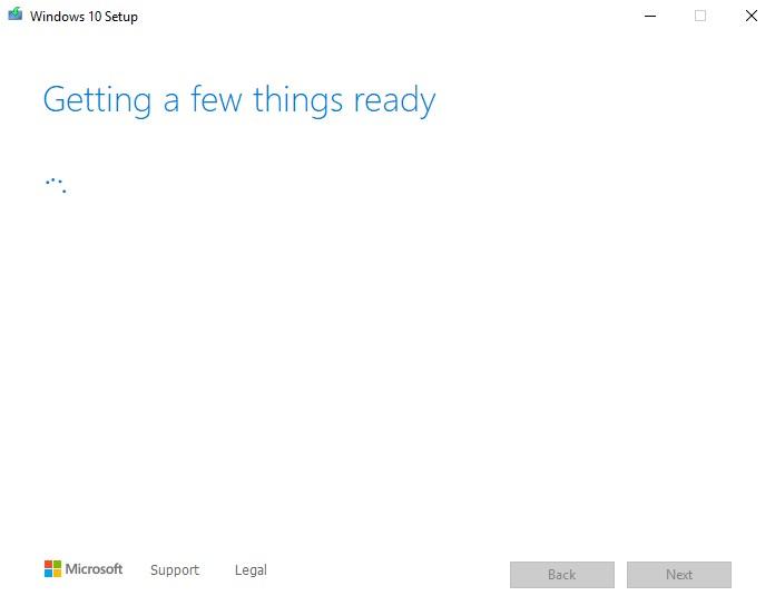دانلود Windows 10 از مایکروسافت