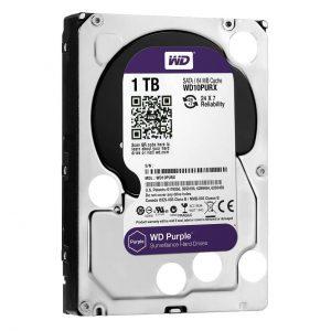 قیمت هارد دیسک WD Purple 1TB