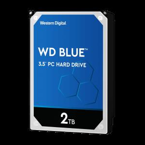 قیمت هارد وسترن دیجیتال 2 ترا WD Blue 2TB