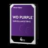 هارد وسترن دیجیتال ویژه دوربین WD Purple 4TB