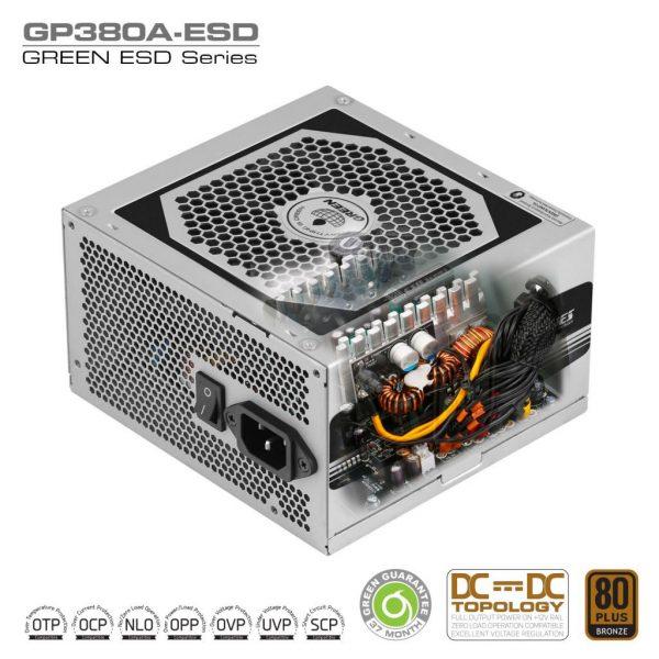 پاور (منبع تغدیه) Green GP380A
