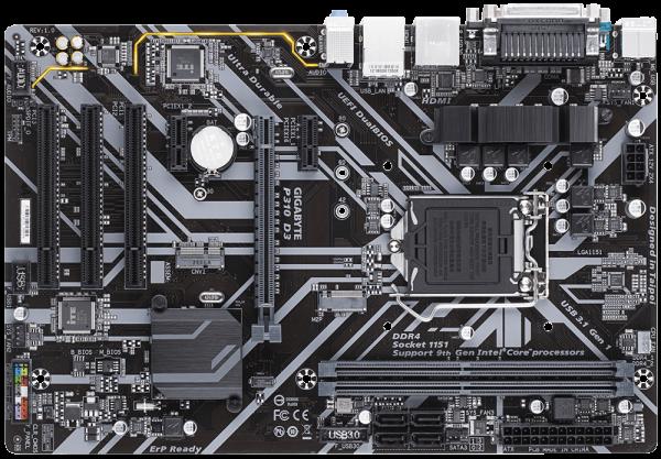 قیمت gigabyte p310
